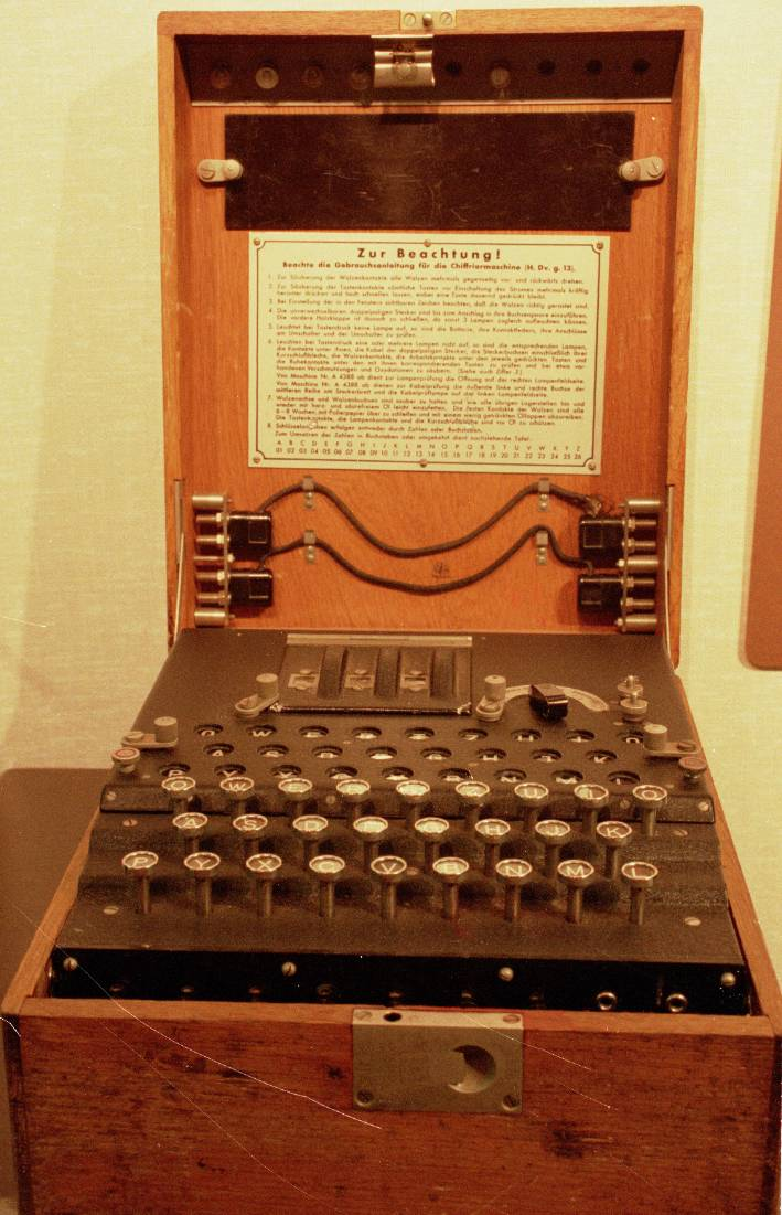 the purple cipher machine In the history of cryptography, 97-shiki ōbun inji-ki (九七式欧文印字機) (system 97 printing machine for european characters) or angōki taipu-b (暗号機 タイプb) (&quottype b cipher machine&quot), codenamed purple by the united states, was a diplomatic cryptographic machine used by the japanese foreign office just.